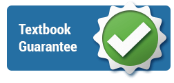 Textbook Guarantee Icon