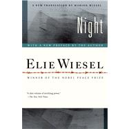 Night,Elie Wiesel,9780374500016