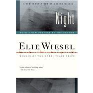 Night,Elie Wiesel,9780374500016
