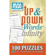 USA TODAY Up & Down Words...,USA TODAY,9781449410018