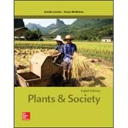 Plants & Society by Estelle Levetin and Karen McMahon, 9781259880049