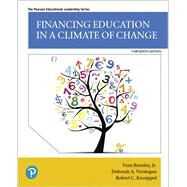 Financing Education in a...,Brimley, Vern, Jr.;...,9780135180068