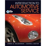 Introduction to Automotive...,Halderman, James D.; Deeter,...,9780132540087