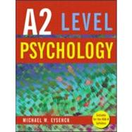 A2 Level Psychology by Eysenck; Michael W., 9781848720091