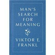 Man's Search for Meaning,...,Frankl, Viktor E; Kushner,...,9780807060100