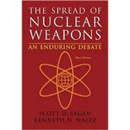 The Spread of Nuclear...,Sagan, Scott Douglas; Waltz,...,9780393920109