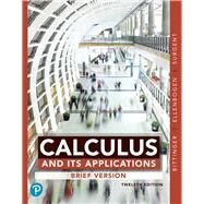 MyLab Math with Pearson eText -- 18 Week Standalone Access Card -- for Calculus and Its Applications Brief Version by Bittinger, Marvin L.; Ellenbogen, David J.; Surgent, Scott A.; Kramer, Gene, 9780135910115