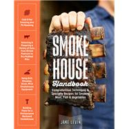 Smokehouse Handbook by Levin, Jake, 9781635860115