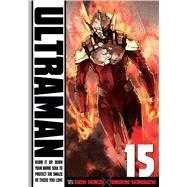 Ultraman, Vol. 15 by Shimoguchi, Tomohiro; Shimizu, Eiichi, 9781974720125