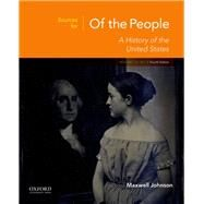 Sources for Of the People...,Johnson, Maxwell,9780190910143