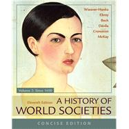A History of World Societies,...,Wiesner-Hanks, Merry E.;...,9781319070144