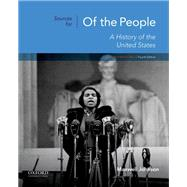 Sources for of the People...,Johnson, Maxwell,9780190910150