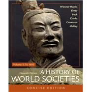 A History of World Societies,...,Wiesner-Hanks, Merry E.;...,9781319070151