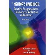 The Mentor's Handbook...,Correia, Marlene P.; McHenry,...,9781933760155