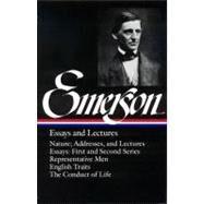 Ralph Waldo Emerson Essays...,Emerson, Ralph Waldo,9780940450158