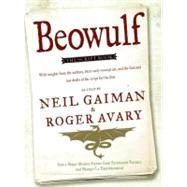 Beowulf : The Script Book by Gaiman, Neil, 9780061350160