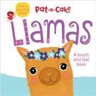 Pat-a-Cake: Llamas by Unknown, 9781645170167