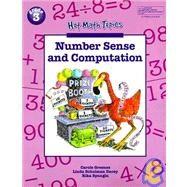 Hot Math Topics Number Sense & Computat by Greenes, Carole, 9780769000169