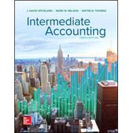 Intermediate Accounting by Spiceland, David; Nelson, Mark; Thomas, Wayne, 9781260310177