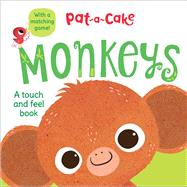 Pat-a-Cake: Monkeys by Kushnir, Hilli, 9781645170181