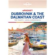 Lonely Planet Pocket Dubrovnik & the Dalmatian Coast by Dragicevich, Peter, 9781788680196