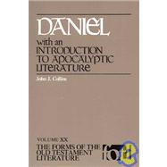 Daniel, with an Introduction...,Collins, John Joseph,9780802800206