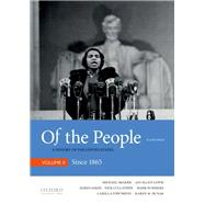 Of the People A History of...,McGerr, Michael; Lewis, Jan...,9780190910211
