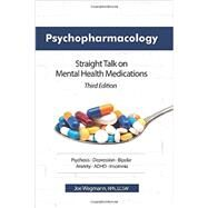 Psychopharmacology: Straight...,Wegmann, Joe,9781559570213