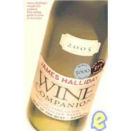 Australian Wine Companion...,Halliday, James,9780732280239