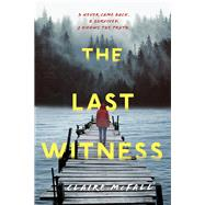 The Last Witness by McFall, Claire, 9781728200248