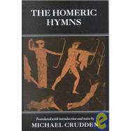 The Homeric Hymns by Crudden, Michael, 9780199240258