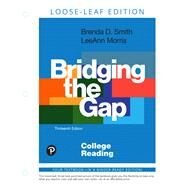 Bridging the Gap College...,Smith, Brenda; Morris, LeeAnn,9780135300275