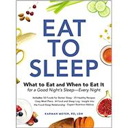 Eat to Sleep,Meyer, Karman,9781507210284