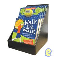 Walk the Walk 5-copy Counter Display by Cider Mill Press, 9781604330311