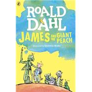 James and the Giant Peach by Dahl, Roald; Blake, Quentin, 9780142410363