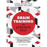 Brain Training the Japanese Way by Moore, Gareth, 9781646040377
