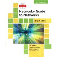 Bundle: Network+ Guide to Networks, 8th + MindTap Networking, 1 term (6 months) Printed Access Card by West, Jill; Dean, Tamara; Andrews, Jean, 9781337600378
