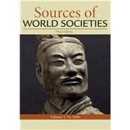 Sources of World Societies,...,Wiesner-Hanks, Merry E.;...,9781319070380