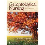 Gerontological Nursing w/...,Charlotte Eliopoulous,9780060000387