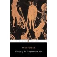 The History of the...,Thucydides; Warner, Rex...,9780140440393