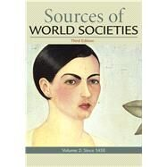 Sources for World Societies,...,Wiesner-Hanks, Merry E.;...,9781319070403