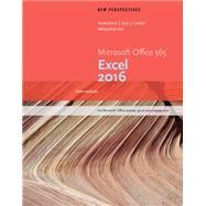 New Perspectives Microsoft Excel 2016 Intermediate by Shaffer/Carey/Parsons/Oja/Finnegan, 9781305880412