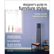 Designer's Guide to Furniture...,Crochet, Treena M.,9780132050418