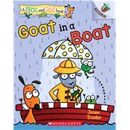 Goat in a Boat by Trasler, Janee, 9781338540420