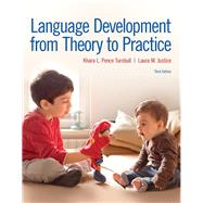 Language Development From...,Pence Turnbull, Khara L.;...,9780134170428