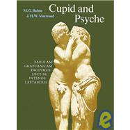 Cupid and Psyche An...,Balme, M. G.; Morwood, J. H....,9780199120475