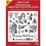 Ready-to-Use Old-Fashioned...,Grafton, Carol Belanger,9780486260488