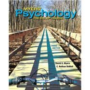 Myers' Psychology for the AP...,Myers, David G.; DeWall, C....,9781319070502