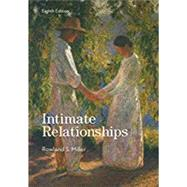 Intimate Relationships,Miller, Rowland,9781259870514