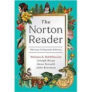The Norton Reader (Shorter...,Goldthwaite, Melissa; Bizup,...,9780393420531